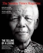 Sunday Times cover story, 24th March, 2013: A Family At War - Inside the House of Mandela